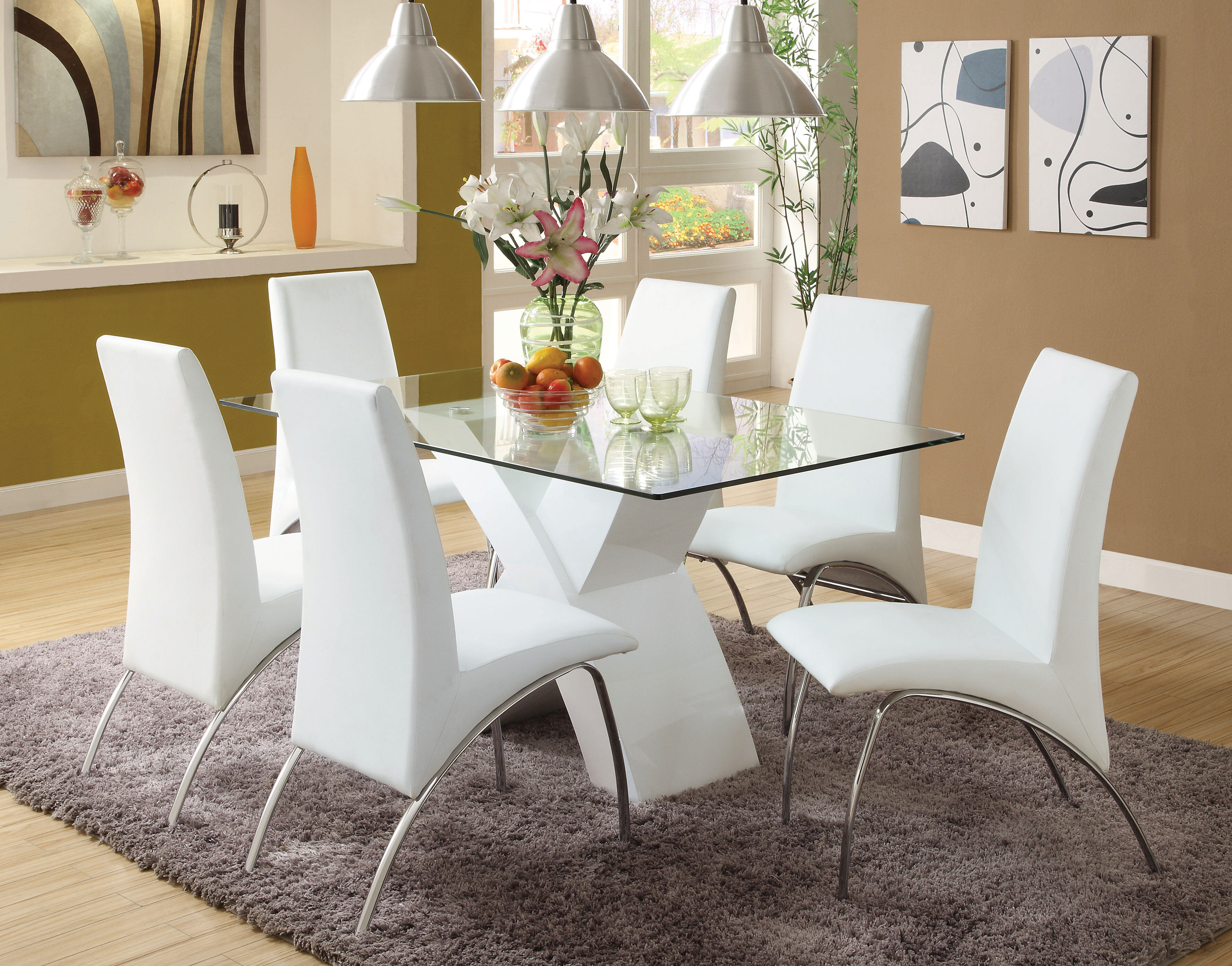 Faust 7 Piece Dining Set