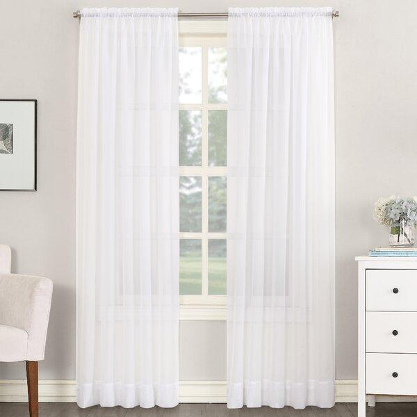 Half Door Window Curtains Wayfair