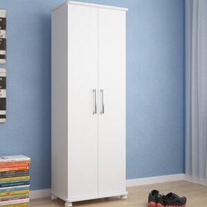 Storage Cabinet 30 Wide White   Wayfair
