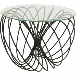 Wire basket side table wayfair wire side table greentooth Images