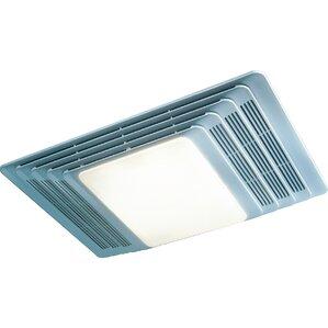 100 Cfm Exhaust Bathroom Fan With Light