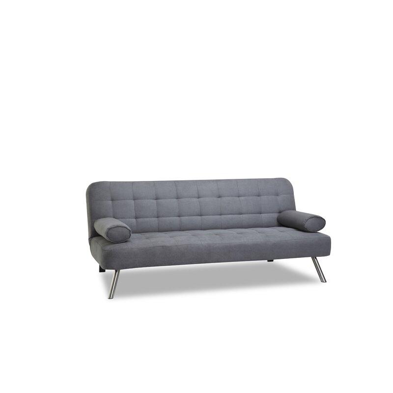 leader lifestyle tobi 2 seater clic clac sofa bed. Black Bedroom Furniture Sets. Home Design Ideas