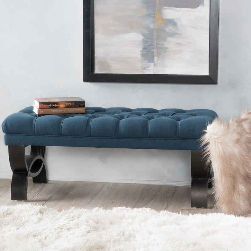 Beene Upholstered Bench