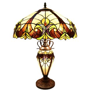 Tiffany Double Lit Table Lamps Wayfair