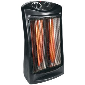 1%2C500+Watt+Quartz+Electric+Radiant+Tower+Heater space heaters you'll love wayfair Patton Heater Recall at gsmx.co