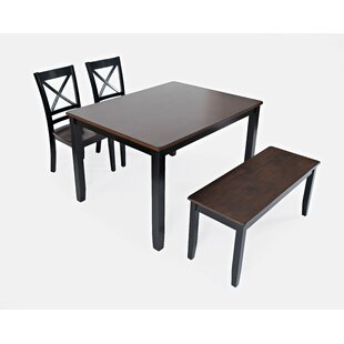 Jagger 4 Piece Counter Height Dining Set