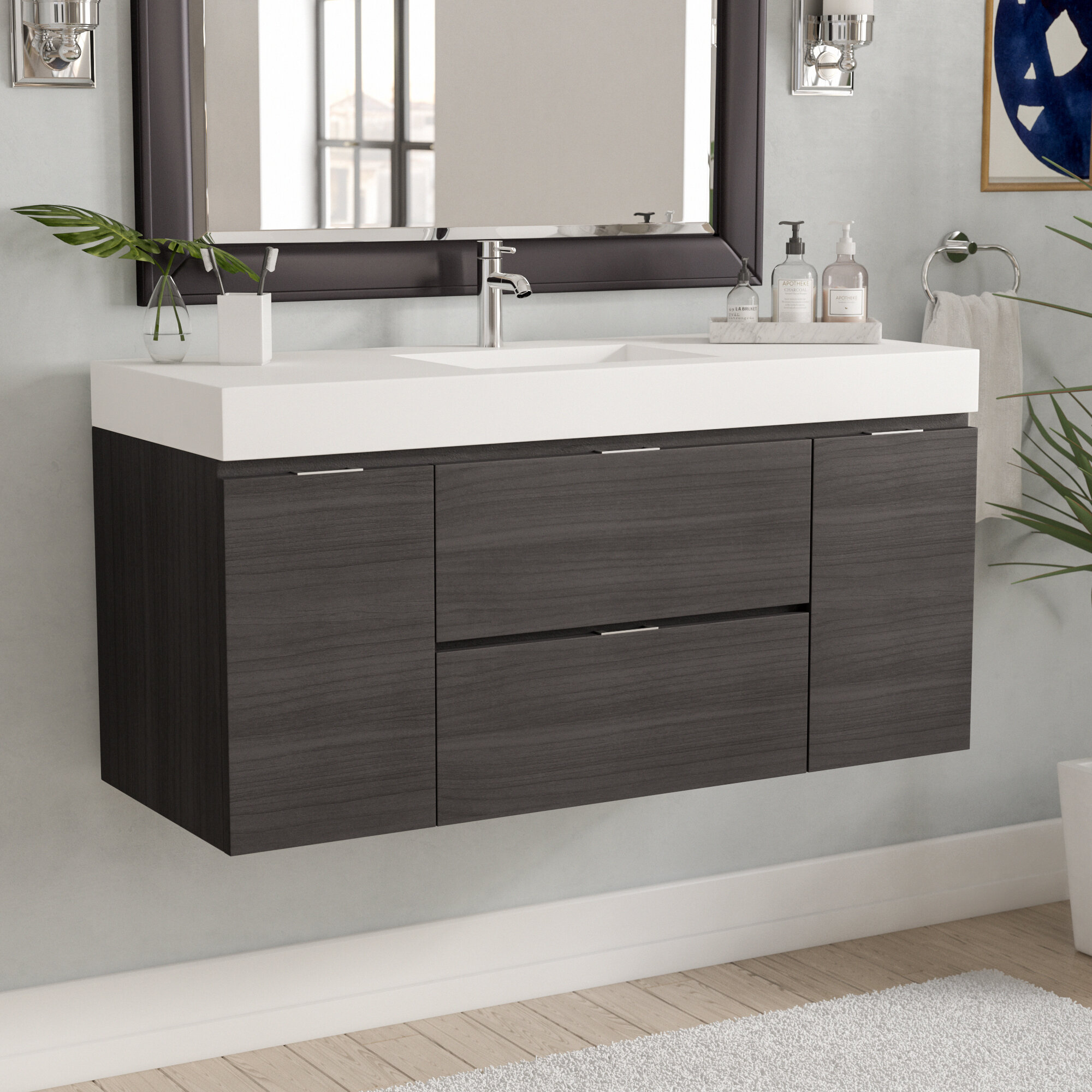 bathroom derektime proportions design to ideas drawer double drawers ideal with sink vanity regard x inch