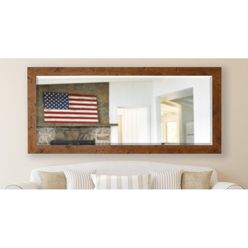 Loon Peak Extra Tall Floor Mirror & Reviews   Wayfair
