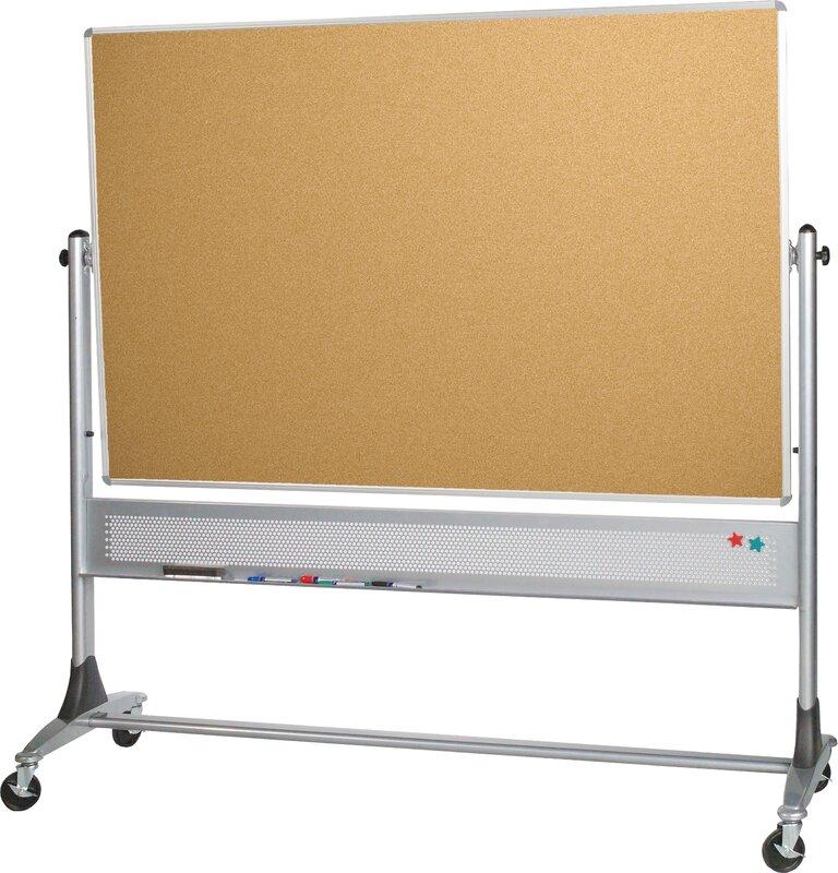 Free Standing Reversible Whiteboard