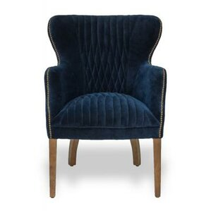Disel Wingback Chair by Sarreid Ltd