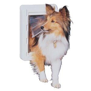Small All Weather Pet Door