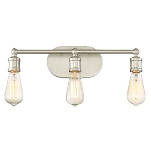 brass bathroom lighting fixtures. agave 3light vanity light brass bathroom lighting fixtures