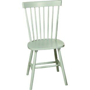 Royal Palm Beach Solid Wood Dining Chair (Set of 2)  sc 1 st  Wayfair & Wood Kitchen u0026 Dining Chairs Youu0027ll Love | Wayfair