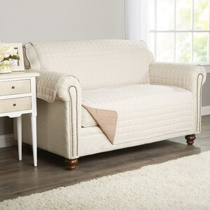 Wayfair Basics Box Cushion Loveseat Slipcover by Wayfair Basics?