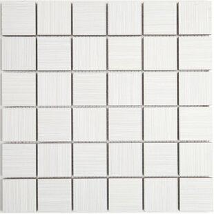 Fabrique 12 X Ceramic Wood Look Tile In Blanc Linen By Daltile