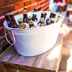 Palmetto Metal Beverage Tub