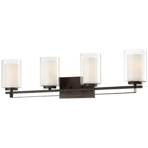 Bensenville 4-Light Vanity Light
