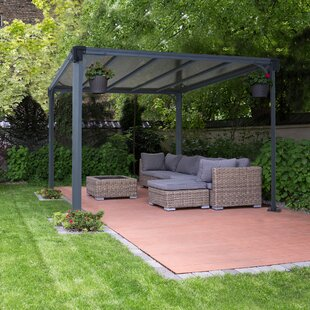 gazebos you ll love wayfair rh wayfair com pergola gazebo canopy covers outdoor gazebo canopy