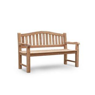 Clementina Teak Bench by Lynton Garden