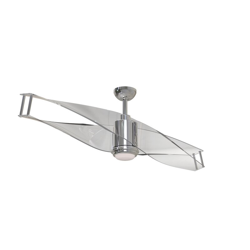 Wade Logan 56 Quot Penbrook 2 Blade Led Ceiling Fan With