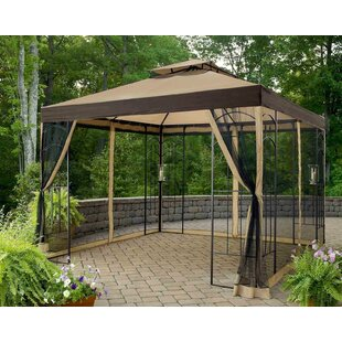 Replacement Canopy for Winslow Gazebo  sc 1 st  Wayfair : sunbrella gazebo canopy replacement - memphite.com