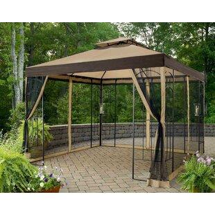 Replacement Canopy for Winslow Gazebo  sc 1 st  Wayfair & Gazebo u0026 Pergola Accessories Youu0027ll Love | Wayfair