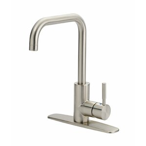 Artisan Sinks Prime Kitchen One Handle Ce..