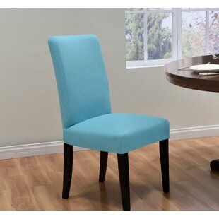 Save & Navy Blue Dining Chair Covers | Wayfair