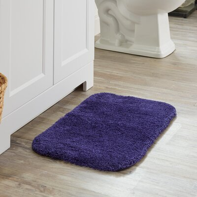 Purple Bath Rugs Amp Mats You Ll Love Wayfair