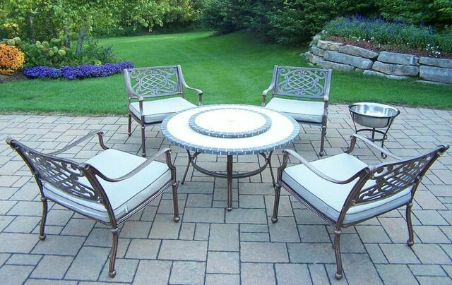 Tacoma 6 Piece Conversation Set With Cushions