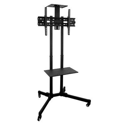floor stand tv mounts you 39 ll love wayfair. Black Bedroom Furniture Sets. Home Design Ideas