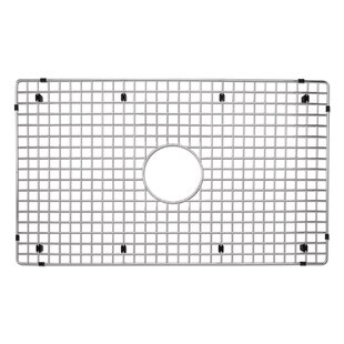 Sink grids youll love 2675 x 16 stainless steel sink grid workwithnaturefo