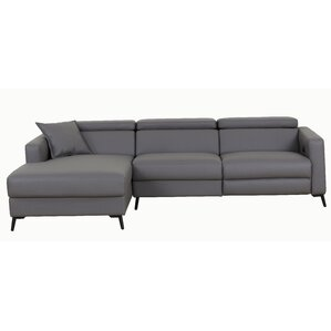 Wills Reclining Sectional by Brayden Studio