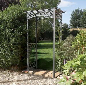 Wrenbury Steel Arbor