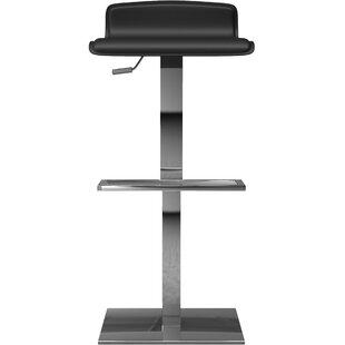 Messina Adjustable Height Swivel Bar Stool New Design