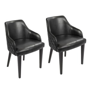 Millar Upholstered Dining Chair (Set of 2) by Orren Ellis