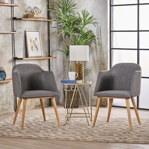 Grey Kitchen   Dining Chairs You ll Love   Wayfair. Grey Upholstered Dining Chairs. Home Design Ideas