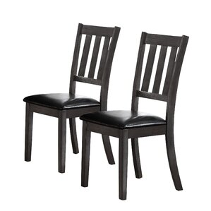 Cosgrove Upholstered Dining Chair (Set of 2) by Crown Mark