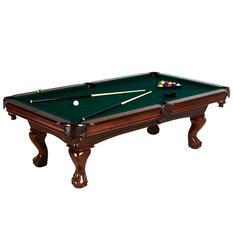 Barrington Billiards Company Barrington Hawthorne 8.3u0027 Pool Table U0026 Reviews  | Wayfair