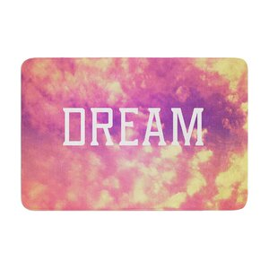 Rachel Burbee Dream Memory Foam Bath Rug