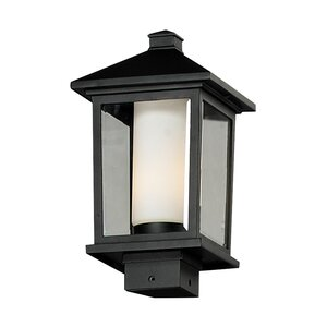 Olive Modern Outdoor 1-Light Lantern Head