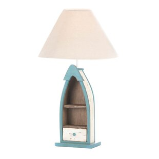 Fishing reel table lamp wayfair fishing boat 2225 table lamp mozeypictures Gallery