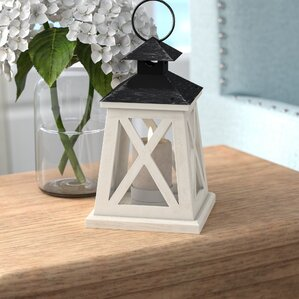 traditional wooden lantern