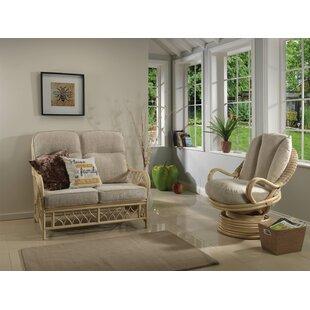 Rowan 2 Piece Sofa Set by Bay Isle Home