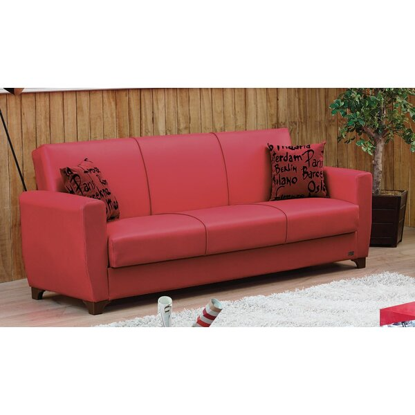 Beyan Dallas Sleeper Sofa & Reviews