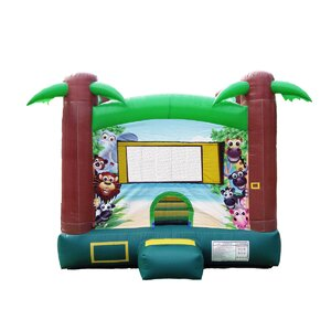 DuraLite Safari Party Bounce House