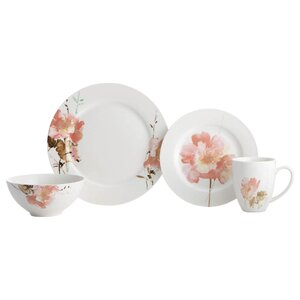 Amore 16 Piece Dinnerware, Service for 4