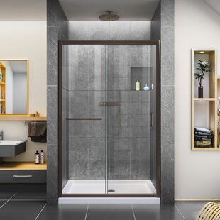 Frosted Shower Bathtub Doors Youll Love Wayfair