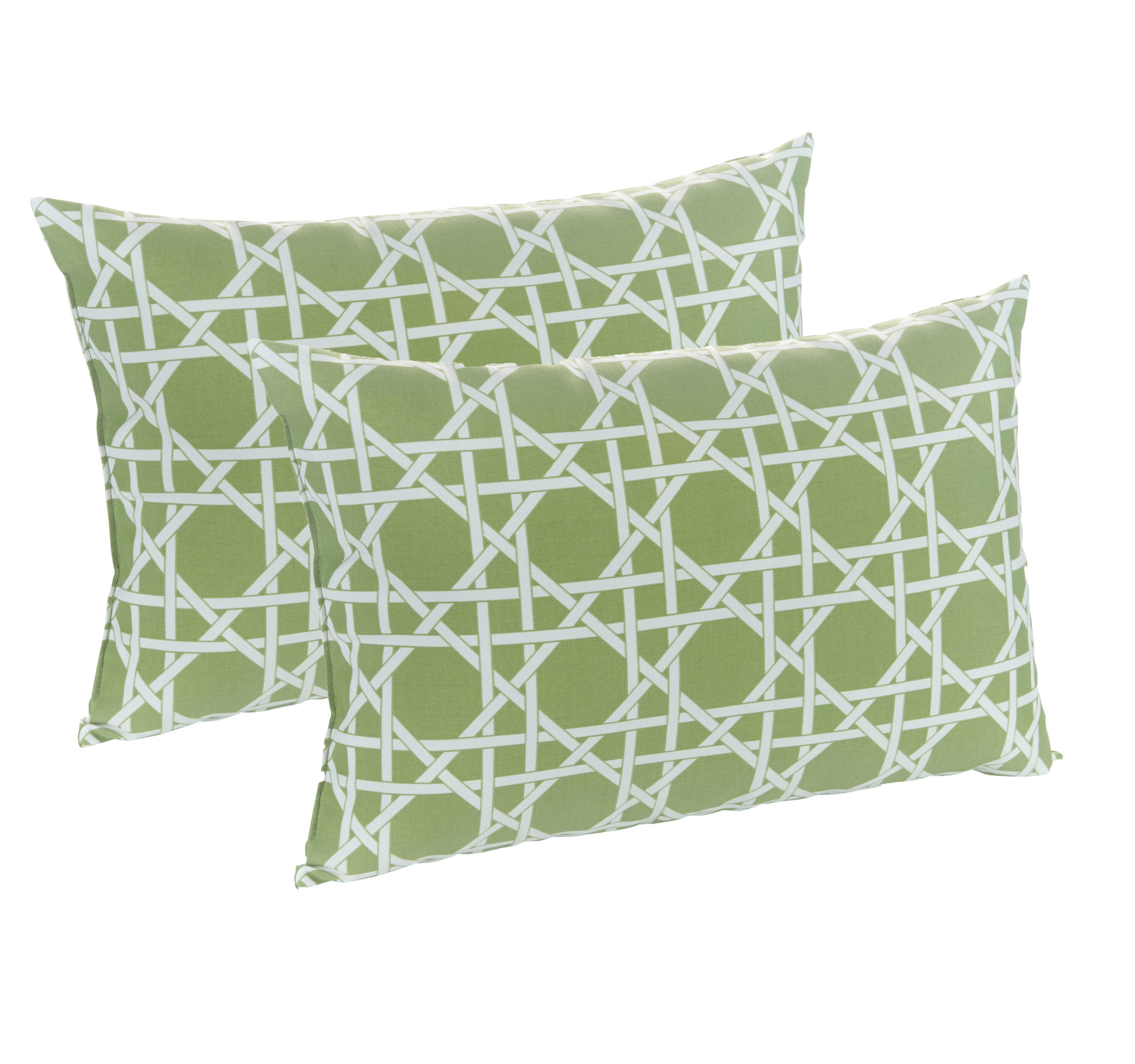 pdp indooroutdoor marissa home lumbar pillows pillow outdoor decor indoor