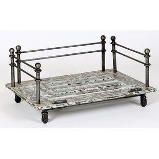 Cast Iron Dog Bed